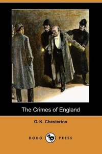 The Crimes of England (Dodo Press)