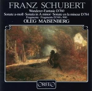 Wanderer-Fantasie D 760/Klaviersonate D 784/+