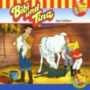 Bibi und Tina 01. Das Fohlen. CD