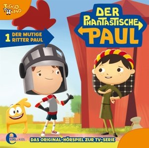 (1)Original HSP z.TV-Serie-Der Mutige Ritter Paul