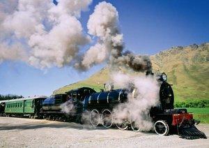 Romantik auf Schienen: Dampflokomotiven (Posterbuch DIN A4 quer)