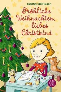 Fröhliche Weihnachten, liebes Christkind!