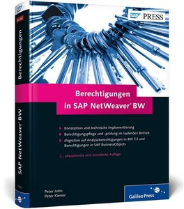 Berechtigungen in SAP NetWeaver BW