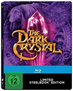 Der dunkle Kristall, 1 Blu-ray (Steelbook Edition)