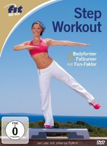 Fit for Fun - Step Workout - Bodyformer & Fatburner mit Fun-Fakt