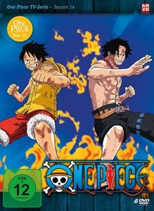 One Piece - TV-Serie - Box 15 (Episoden 457-489)