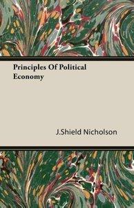 Principles Of Political Economy