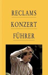 Schweizer, K: Reclams Konzertführer