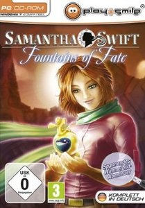 Samantha Swift - Fountains of Fate