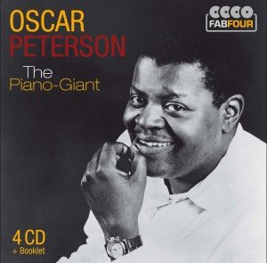Oscar Peterson: The Piano-Giant