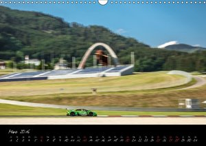 EMOTIONS ON THE GRID - GT Masters (Wandkalender 2016 DIN A3 quer