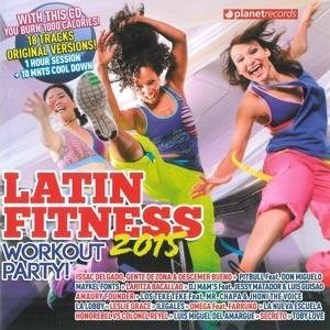 Latin Fitness Workout Party 2015