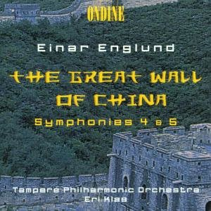 Great Wall Of China/Sinfonien 4 & 5