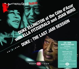 At The Cote D'Azur/The Last Jam Session (CD+2DVD)