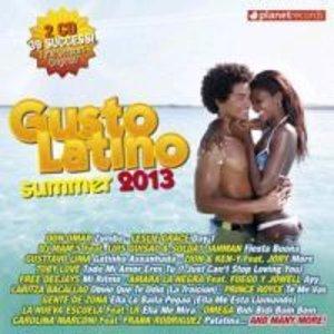 Gusto Latino Summer 2013