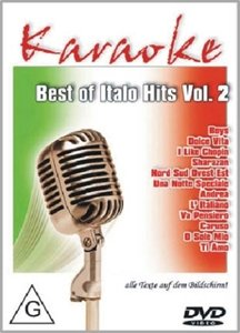 Best Of Italo Hits Vol.2-Karaoke DVD