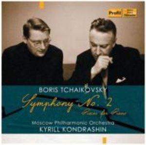 Sinfonie 2/Klavierstücke