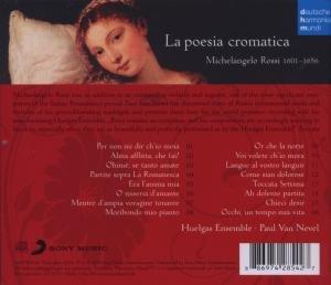 La Poesia Cromatica Michelangelo Rossi