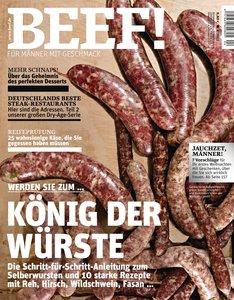 BEEF! - Für Männer mit Geschmack. Ausgabe 4/2012