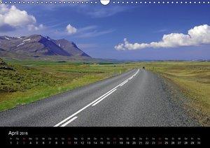Island - Zauber des Nordens (Wandkalender 2016 DIN A3 quer)