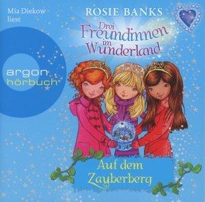 Drei Freundinnen Im Wunderland(5)-Zauberberg