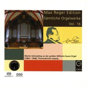 Sämtliche Orgelwerke vol.16