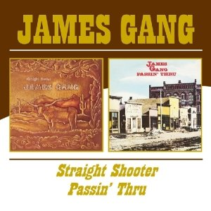 Straigth Shooter/Passin'Thru