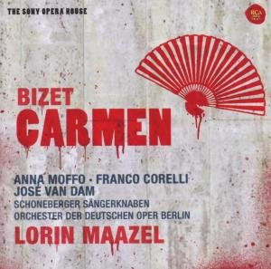 Carmen-Sony Opera House