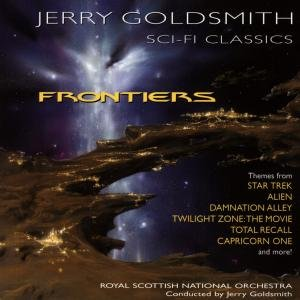 Frontiers-Jerry Goldsmith Sc
