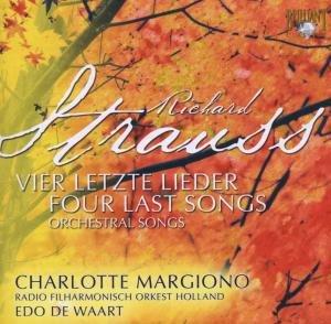 Vier Letzte Lieder/Orchestral Songs