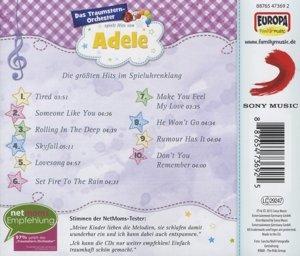 Spielt Hits von Adele