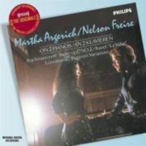 Suite 2 op.17/La Valse/Paganini-Variationen