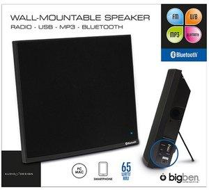 Bluetooth-Lautsprecher BT05, schwarz