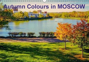 Lobisch-Delija, M: Autumn Colours in Moscow (UK-Version)