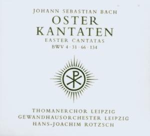 Bach:Osterkantaten BWV 4/31/66/134