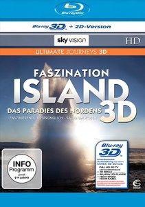 Faszination Island - Das Paradies des Nordens 3D