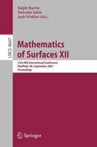 Mathematics of Surfaces XII