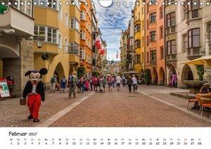 Grüße aus Innsbruck (Wandkalender 2017 DIN A4 quer)