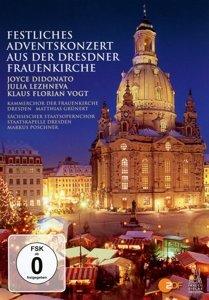 Festliches Adventskonzert 2013 aus der Dresdner Frauenkirche