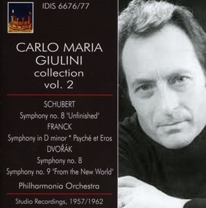 Carlo Maria Giulini Collection,vol.2