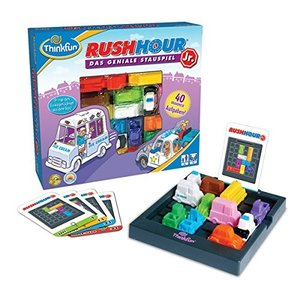 Thinkfun 11198 - Rush Hour Junior, Kinderspiel