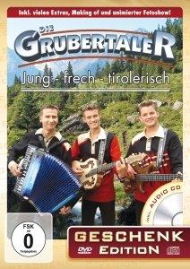 Geschenkedition-Jung,Frech-Tirolerisch