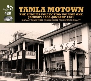Tamla Motown Singles Collection Vol.1