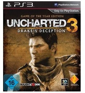 Uncharted 3 - Drakes Deception - Game of the Year Edition