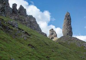Isle of Skye - Schottlands Inseln (Tischaufsteller DIN A5 quer)
