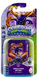 Skylanders Swap Force - MEGA RAM SPYRO (Single Character) Series