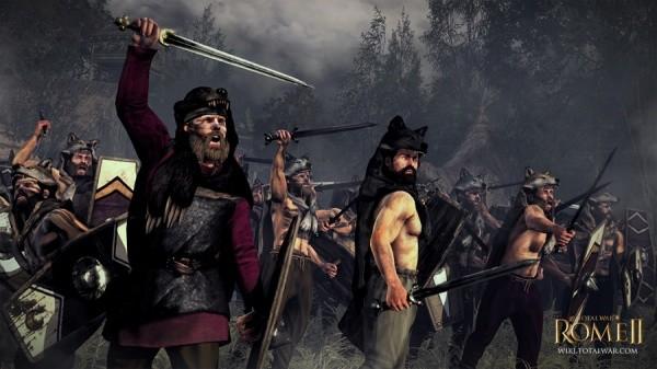 Total War: Rome 2 - zum Schließen ins Bild klicken