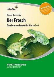 Der Frosch. Grundschule, Sachunterricht, Klasse 2-3