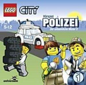 LEGO City 01 Polizei