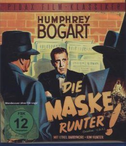 Die Maske runter (Deadline - U.S.A.) (Blu Ray)